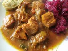 Gulasch nach Hausfrauenart - Rezept