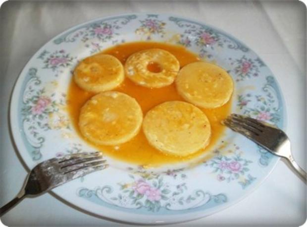 Zwiebel – Kartoffelscheiben mit Schweinekoteletts. - Rezept - Bild Nr. 17