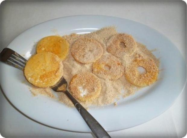 Zwiebel – Kartoffelscheiben mit Schweinekoteletts. - Rezept - Bild Nr. 18
