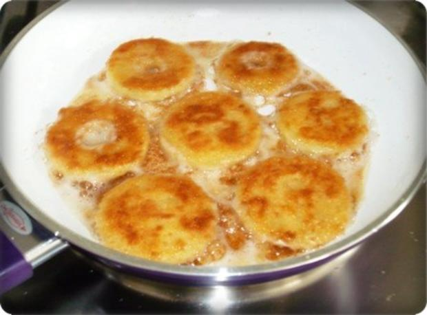 Zwiebel – Kartoffelscheiben mit Schweinekoteletts. - Rezept - Bild Nr. 20