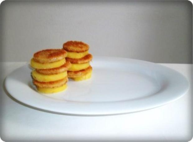Zwiebel – Kartoffelscheiben mit Schweinekoteletts. - Rezept - Bild Nr. 22