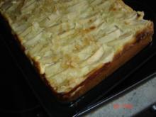 Apfelkuchen nach Hilde - Rezept