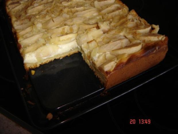 Apfelkuchen nach Hilde - Rezept - Bild Nr. 2