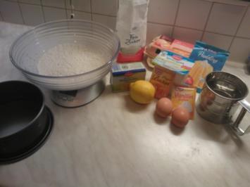 Rezept: New York Cheesecake
