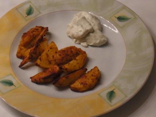 Kartoffel Wedges (Gemüse) aus dem Ofen - Rezept - Bild Nr. 4