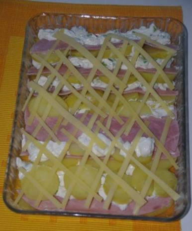 Kartoffelgratin mal anders - Rezept - Bild Nr. 2