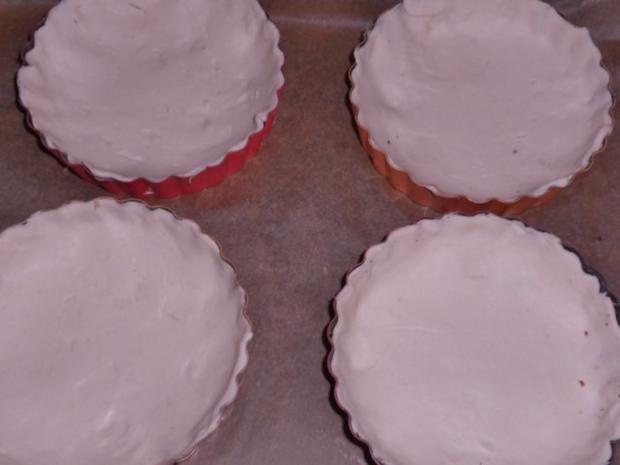 Vorspeise/Zwischengericht: Blätterteig-Tartelettes mit Camembert, Schinken & Apfel - Rezept - Bild Nr. 8