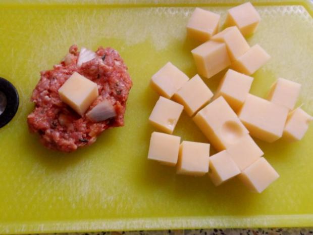 Aufläufe/Gratins: Kohlrabi-Kartoffel-Auflauf mit Käse-Hackbällchen - Rezept - Bild Nr. 6