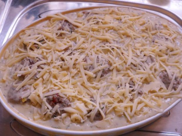 Aufläufe/Gratins: Kohlrabi-Kartoffel-Auflauf mit Käse-Hackbällchen - Rezept - Bild Nr. 16