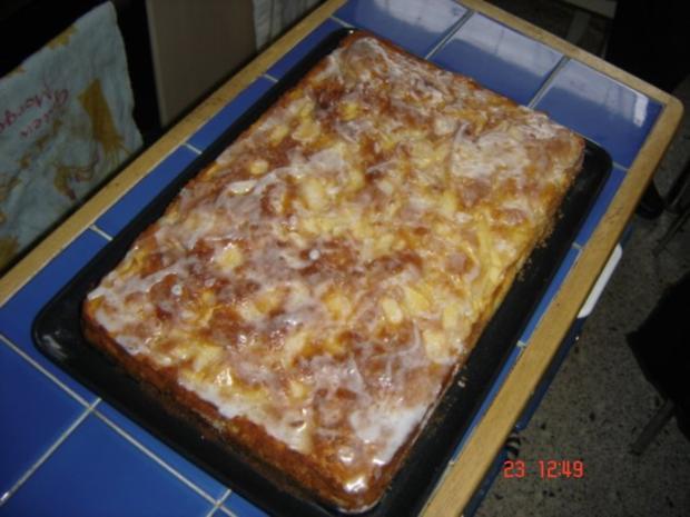 Oma´s Apfelkuchen - Rezept