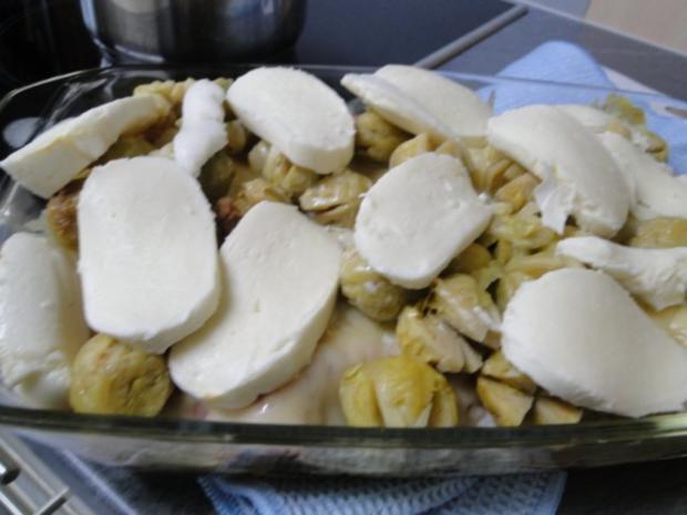 Rosenkohl überbacken mit 2erlei Käse, Helau und alaaf, das ist eine gute Grundlage - Rezept - Bild Nr. 12