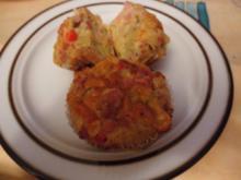 Pizza Muffin - Rezept
