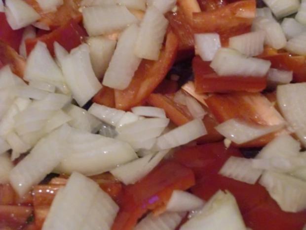 Kalbsgeschnetzeltes mit Paprika - Rezept - Bild Nr. 2