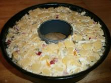 Amerikanischer Kartoffelsalat gestürzt - Rezept