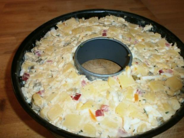Amerikanischer Kartoffelsalat gestürzt - Rezept - Bild Nr. 2