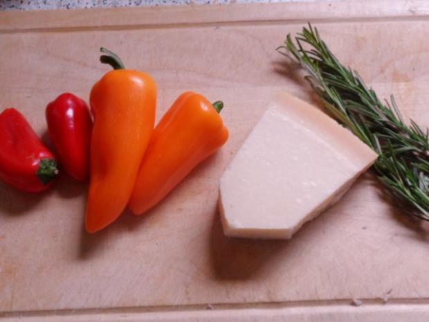Brot backen: Rosmarin-Paprika-Brot - Rezept - Bild Nr. 4