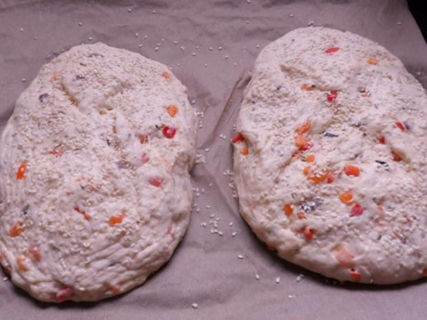 Brot backen: Rosmarin-Paprika-Brot - Rezept - Bild Nr. 12