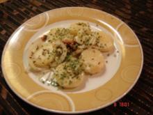 Harzer Käsesalat - Rezept
