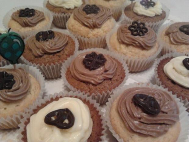 Muffins mit Cup-Cake Creme - Rezept - Bild Nr. 2