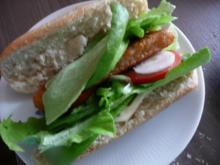 Fisch - Burger - Rezept