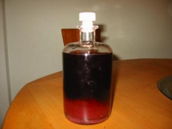 schattenmorellen-likör - Rezept