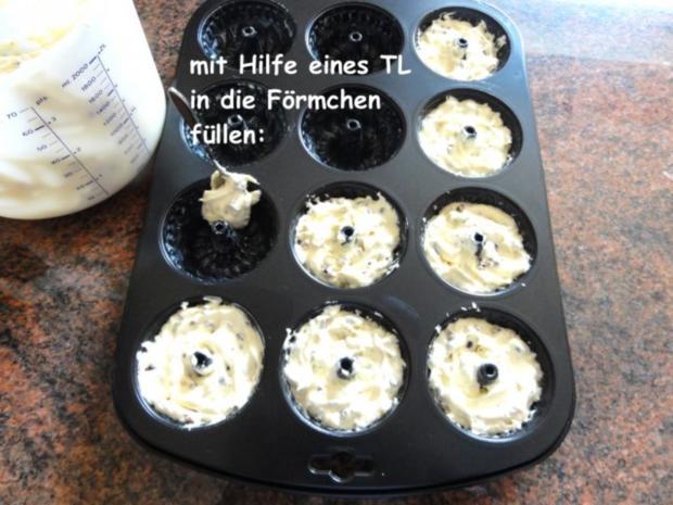 Muffin:  CRANBERRY - Mini - Gugelhupfe - Rezept - Bild Nr. 4