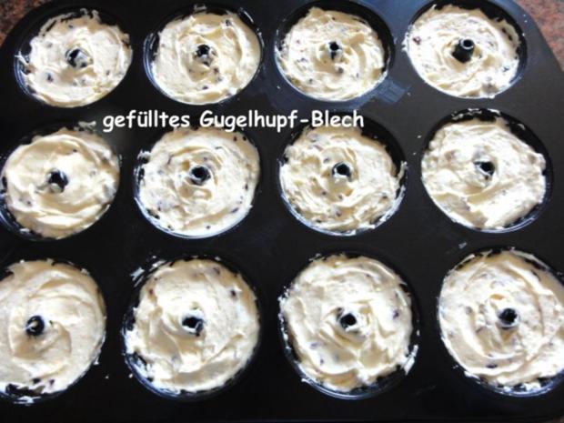 Muffin:  CRANBERRY - Mini - Gugelhupfe - Rezept - Bild Nr. 5