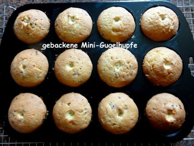 Muffin:  CRANBERRY - Mini - Gugelhupfe - Rezept - Bild Nr. 6