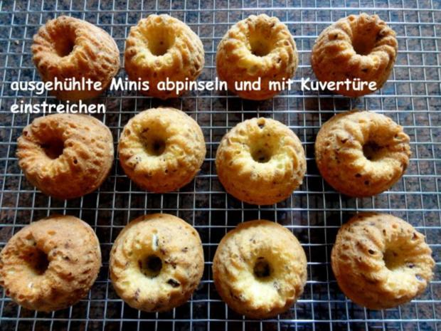 Muffin:  CRANBERRY - Mini - Gugelhupfe - Rezept - Bild Nr. 7