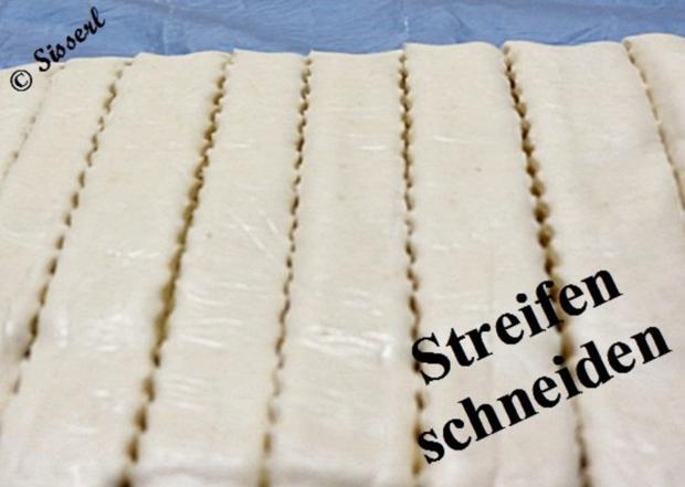 Sisserl's  ~  Käsestängle - Rezept - Bild Nr. 7