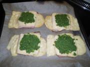 Toast: Raffinierter Schinken-Toast - Rezept