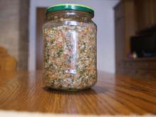 Suppengemüse (eingesalzen) - Rezept