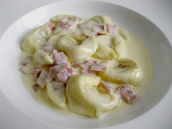 Rezept: Tortellini