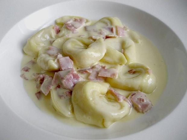 Tortellini - Rezept