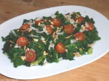 Grünkohl-Salat - Rezept