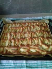 Schneller Apfelkuchen - Rezept