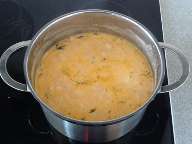 Pizza-Suppe - Rezept - Bild Nr. 2