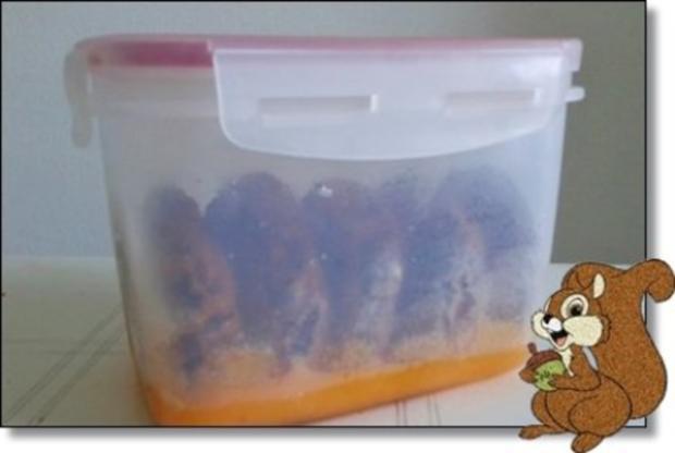 Hausgemachte Hamburger mit Pommes (ړײ) - Rezept - Bild Nr. 7