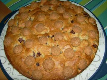 saftiger Kirsch-Schoko-Kuchen - Rezept