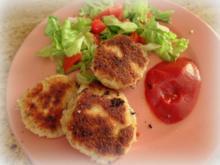 Fisch-Frikadellen oder -Pflanzerl - Rezept