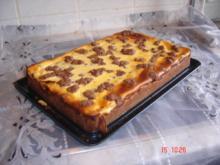 Heimi`s Zupfkuchen mit Kirschen - Rezept