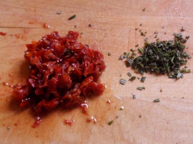 Auflauf/Gratin: Mediterranes Wurstgulasch überbacken mit Parmesan-Kartoffelpüree - Rezept - Bild Nr. 10