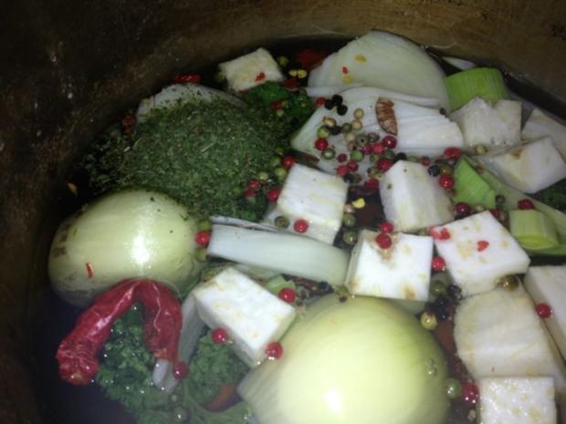 Werde-schnell-wieder-gesund-kleine-Maus-Suppe - Rezept - Bild Nr. 2