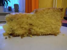Kuchen: Kokos-Rumkuchen - Rezept