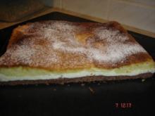 Dreierleikuchen - Rezept