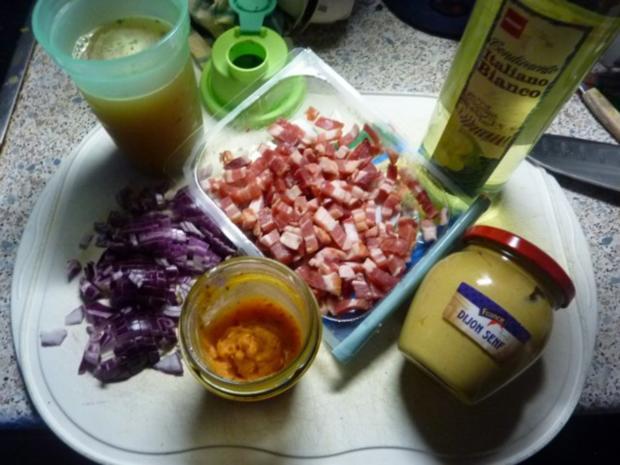 Salate: Speckkartoffelsalat - Rezept - Bild Nr. 5