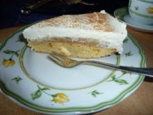 Kuchen: Apfelmus-Schmandkuchen - Rezept