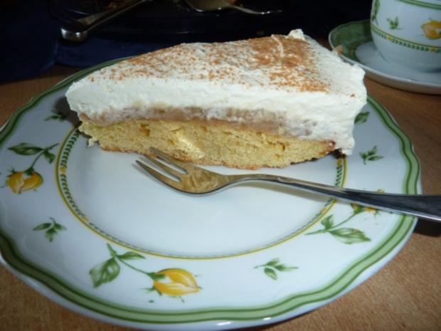 Kuchen Apfelmus Schmandkuchen Rezept Kochbar De