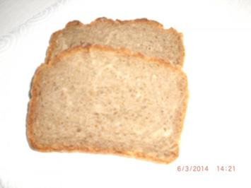 Rezept: Roggen- und Weizenmischbrot m. Sauerteig