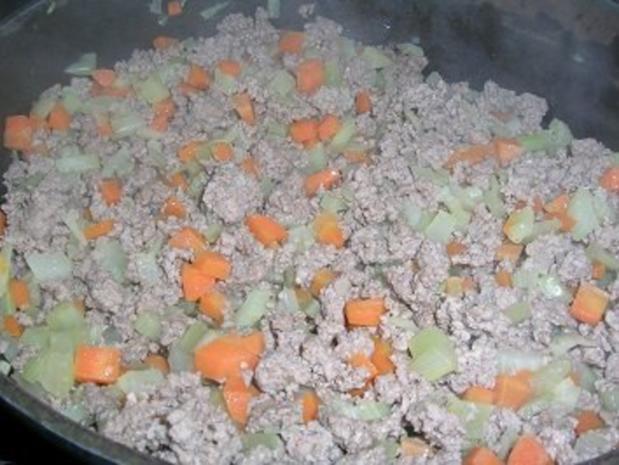 Shepard`s Pie mit Süßkartoffel-Topping - Rezept - Bild Nr. 3